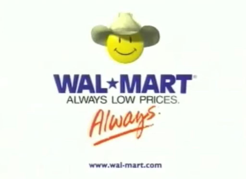 Walmart Brings Back Smiley Face Mascot Had Emojis Before Emojis