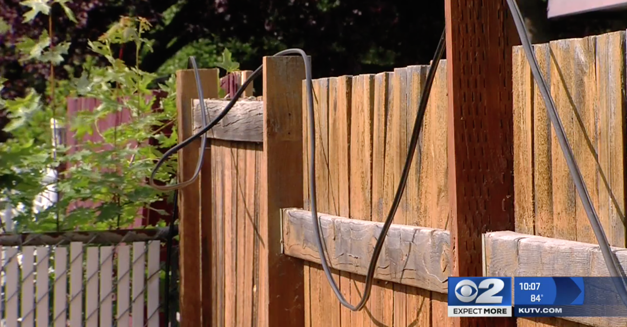 Comcast Leaves Cable Dangling In Back Yard Of Non-Customer For More Than 2 Years