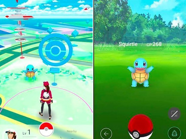 What Happens When Pokémon Go Turns Your House Into A Gym