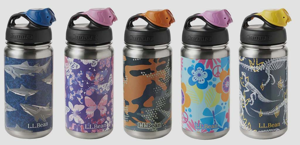 Company Recalls Children's Water Bottles Sold At L.L. Bean For Containing High Levels Of Lead
