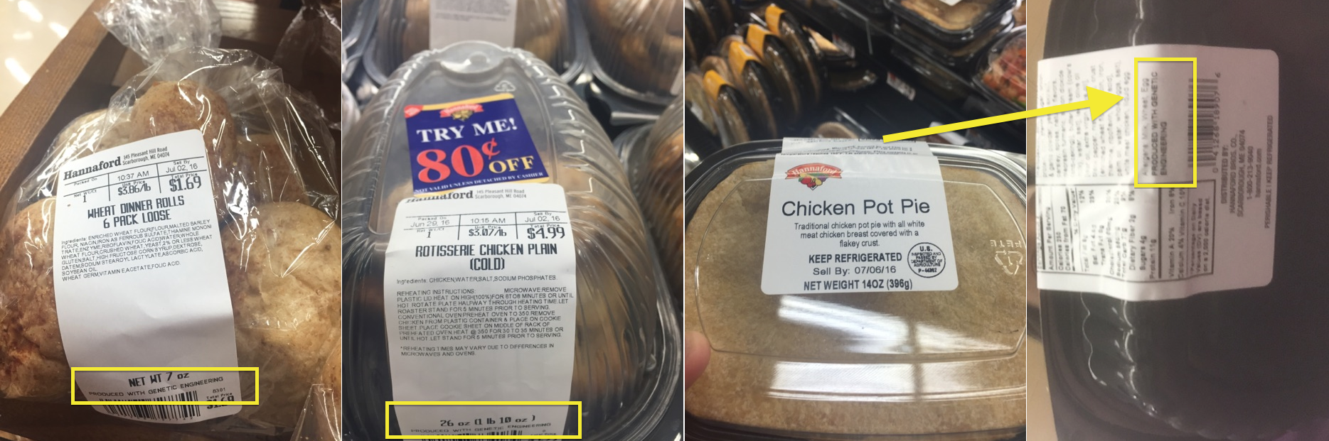 Grocery Association To Vermont Stores: Keep Labeling GMO Foods, But Only If You Want To