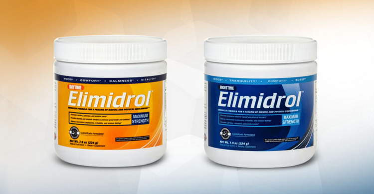 "Supplement Maker Must Stop Claiming ""Elimidrol"" Can Relieve Opiate Withdrawal"