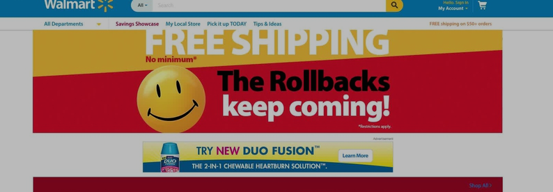 Walmart Responds To Amazon Prime Day By Offering Free Shipping For All Orders