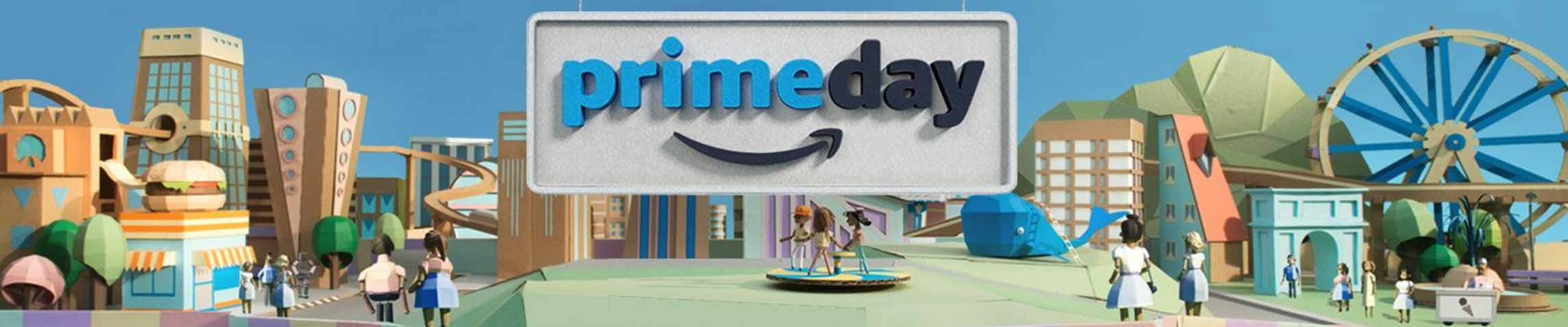 "Amazon:  This Year's Prime Day Was ""The Biggest Day Ever"" For The Company"