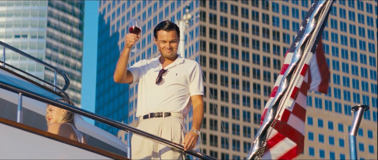 Dept. Of Justice Claims 'Wolf Of Wall Street' Was Financed With Stolen Money