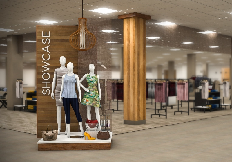 "Sears Trying New ""Fashion-Forward"" In-Store Concept"