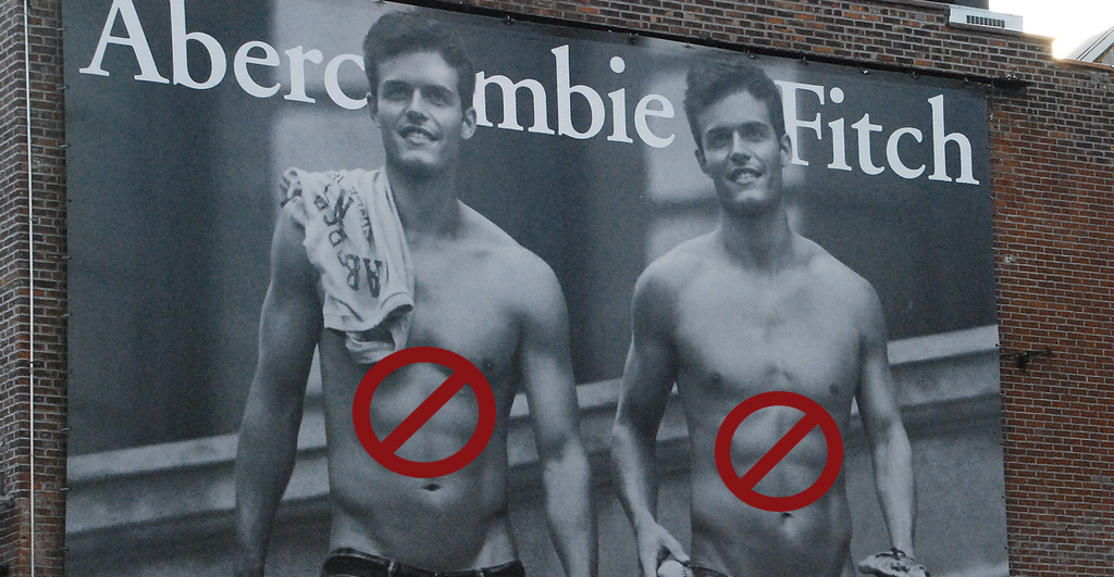 Abercrombie & Fitch Not Focused On Sexy Abs Now, Just Wants