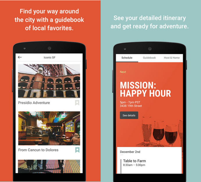 "Airbnb Working On ""Tour Guide"" App That Provides Recommendations For Things To Do"