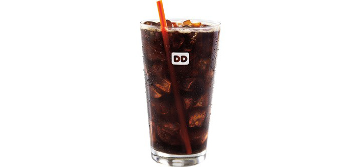 Dunkin' Donuts Decides To Keep Cold Brew Coffee Around Until The End Of The Year