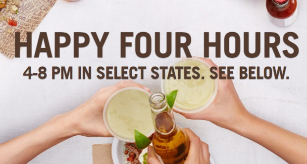 Chipotle Now Giving Away Free Booze At Some Midwest Locations