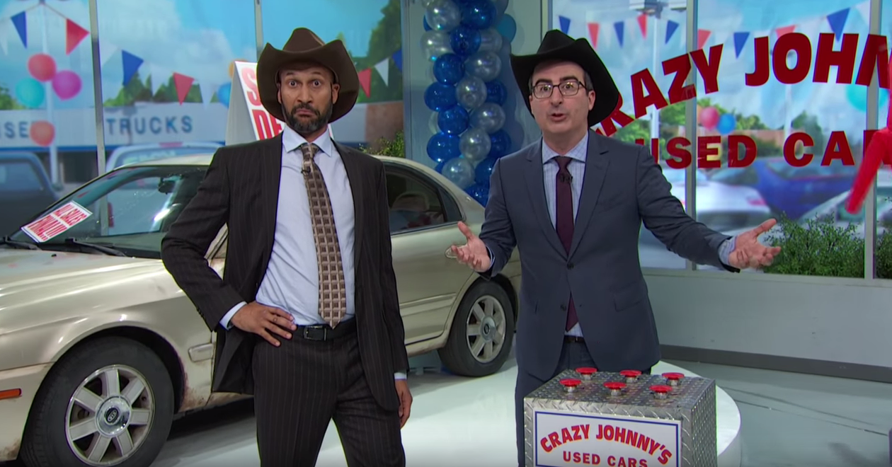 John Oliver, Keegan-Michael Key Explain Why Subprime Car Loans Are So Awful