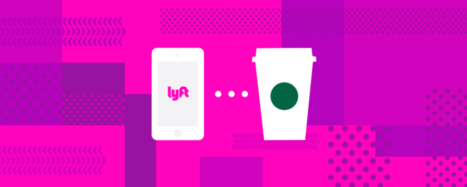 Lyft Will Soon Be Selling $20 Gift Cards At Starbucks Stores