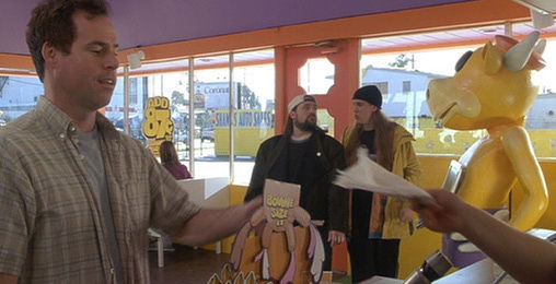 Jay And Silent Bob Fast Food