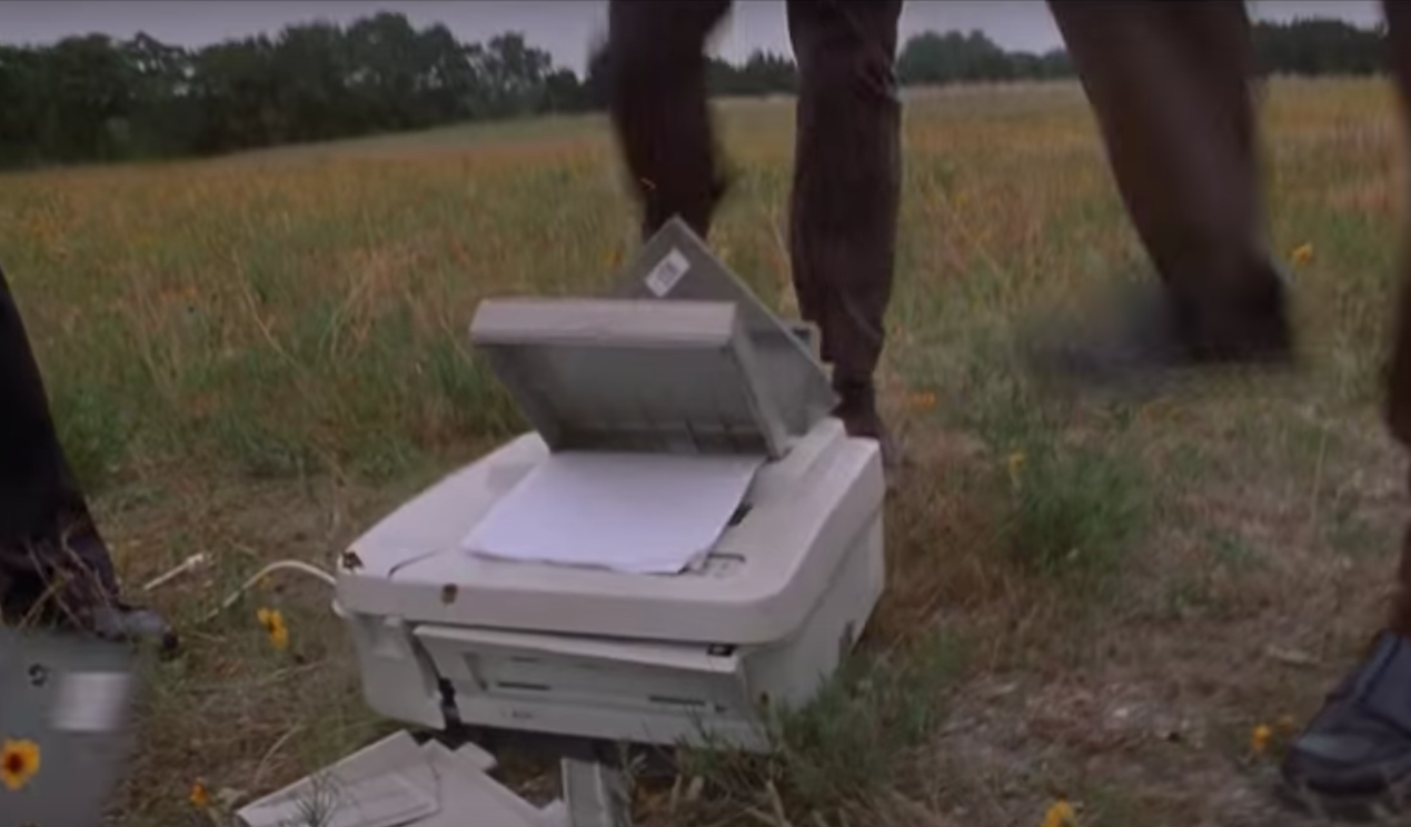 'Office Space' Dreams Go Mainstream With Printer-Smashing Opportunities Everywhere