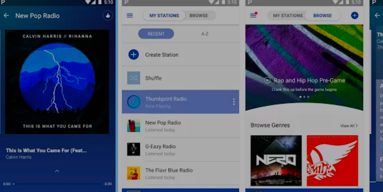 "Pandora Replaces Ad-Free Tier With $5/Month ""Pandora Plus,"" Offering More Skips, Replays"