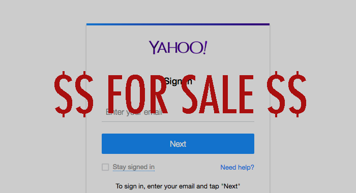 Hacker Claims To Be Selling Stolen Info For 200 Million Yahoo Accounts