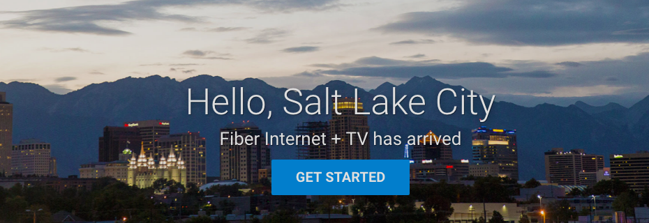 Google Fiber Is Now Signing Up Customers For Service In Salt Lake City