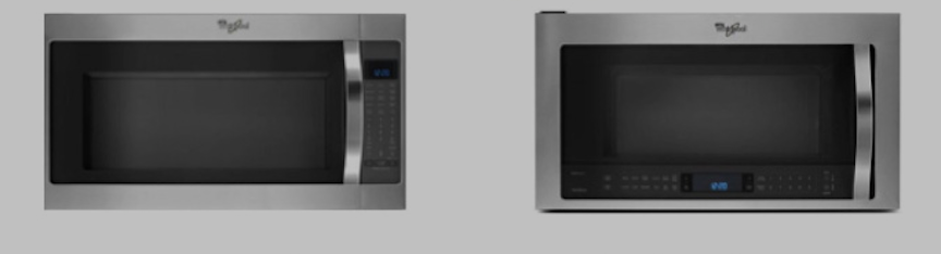"Whirlpool Recalls 15K Microwaves After Reports Of Three Fires ... on maytag microwave, cuisinart microwave, tappan microwave, sharp microwave, lg microwave, kenmore microwave, emerson microwave, panasonic microwave, hotpoint microwave, 24"" wide microwave, whirlpool microwave, amana microwave, goldstar microwave, sanyo microwave, red microwave, ge microwave, electrolux microwave, built in microwave, modern microwave, stainless steel microwave,"