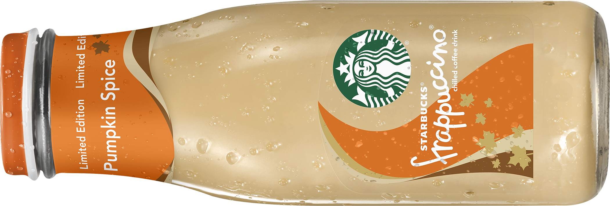 Bottled Starbucks Pumpkin Spice Frappuccinos Will Be Everywhere, Not Just Costco