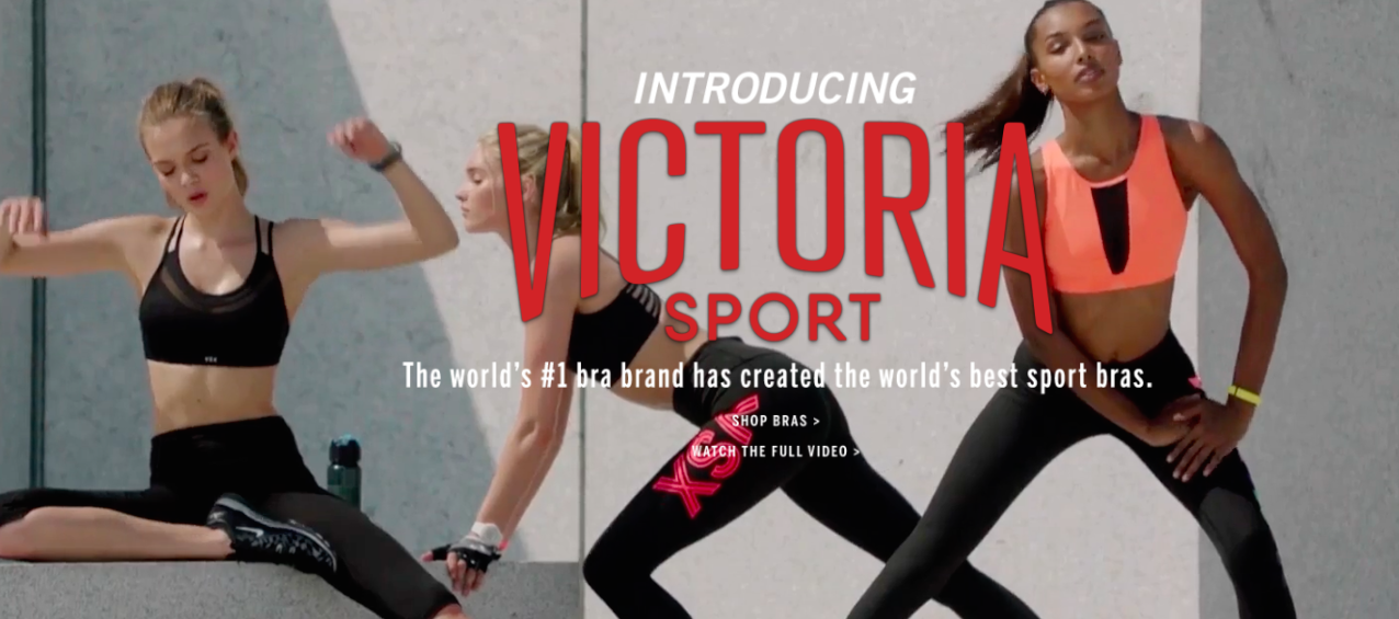 Victoria's Secret Focusing On Shilling Sports Bras In Effort To Keep Up With Rivals