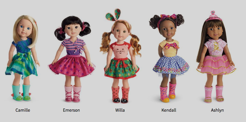 American Girl Dolls Will Soon Be Available At Toys R Us Stores