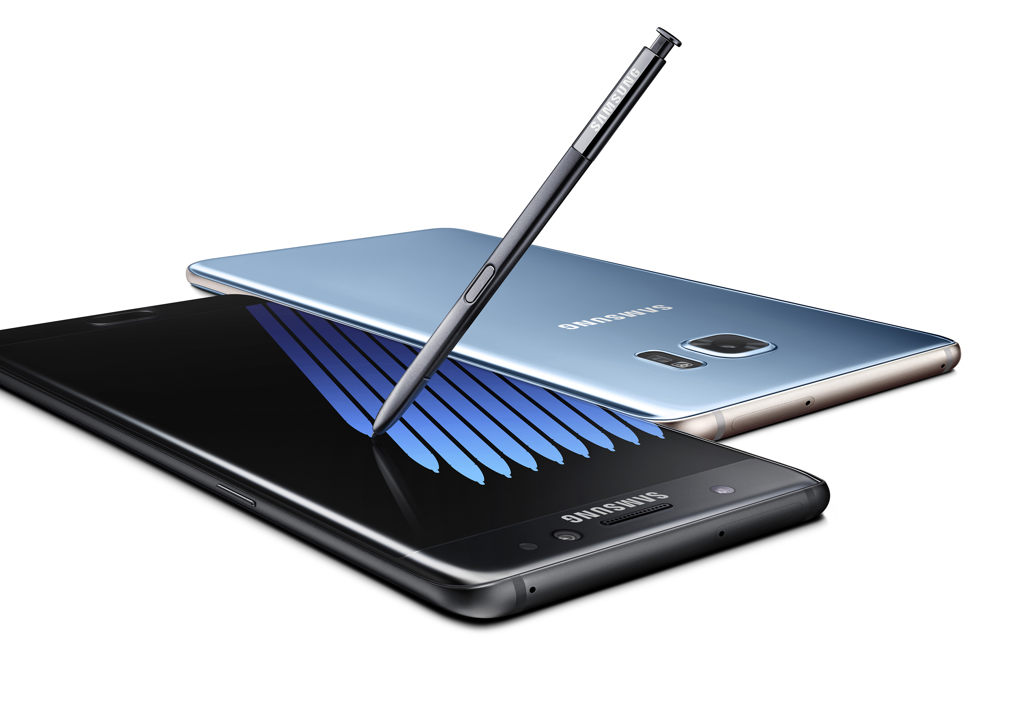 Samsung Galaxy Note 7 Owners Report Phone Exchange Program