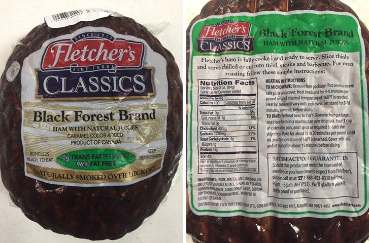 Black Forest Ham Sold At Sam's Club, Costco Recalled For Possible Rubber Fragments