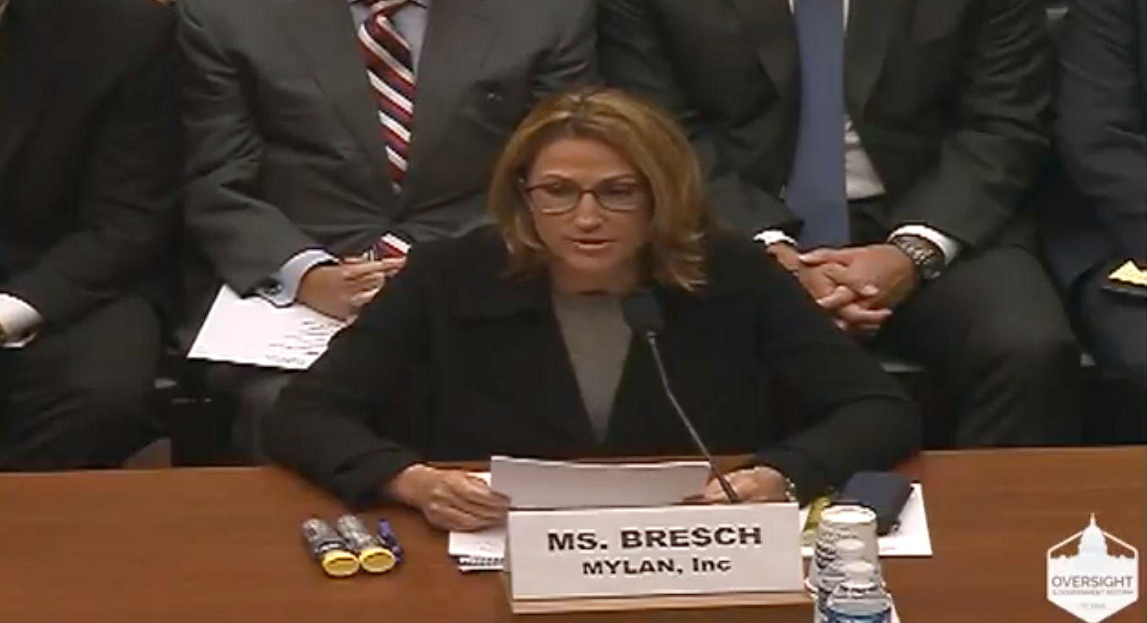 "Congressman: ""Hard To Believe"" Mylan Only Makes $50 Profit On Each EpiPen"