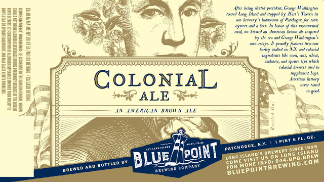 Brewery Uses George Washington's 260-Year-Old Recipe To Create A New Beer