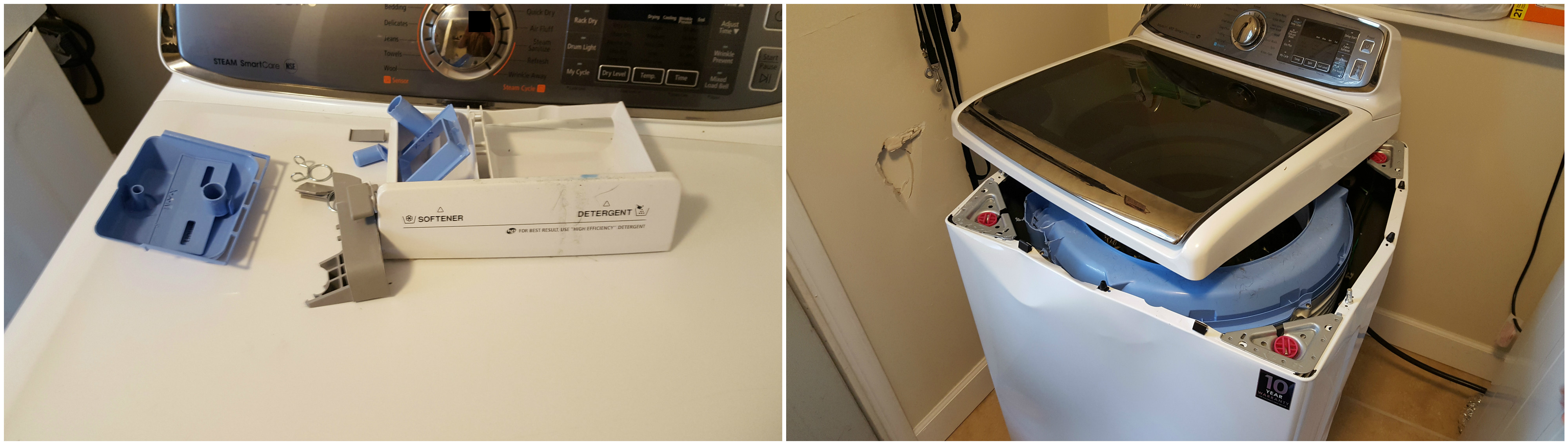 Amid Complaints Of Exploding Samsung Washing Machines