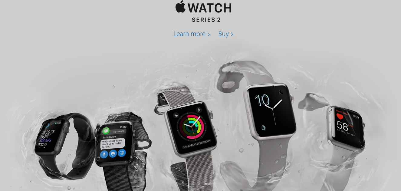 Some Retailers Say They Don't Have Enough New Apple Watches To Fulfill Pre-Orders