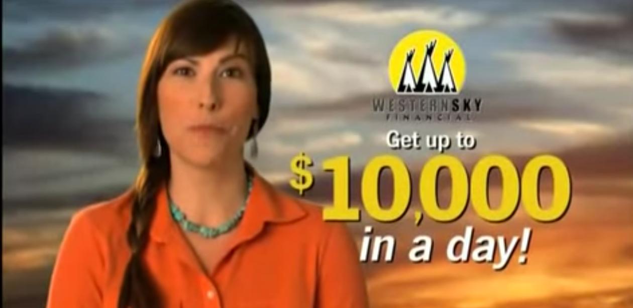 Western Sky Loans >> Online Payday Lender Can T Hide Behind Western Sky S Tribal