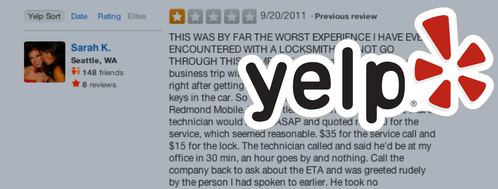 No, Yelp's Star Ratings Don't Make It Liable For Bad Reviews
