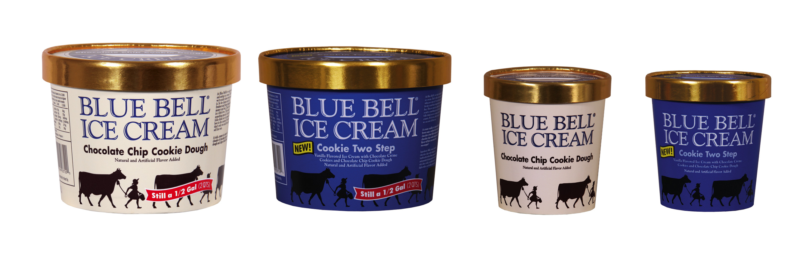 Blue Bell And Publix Recall More Cookie Dough Ice Cream Due To Supplier's Recall