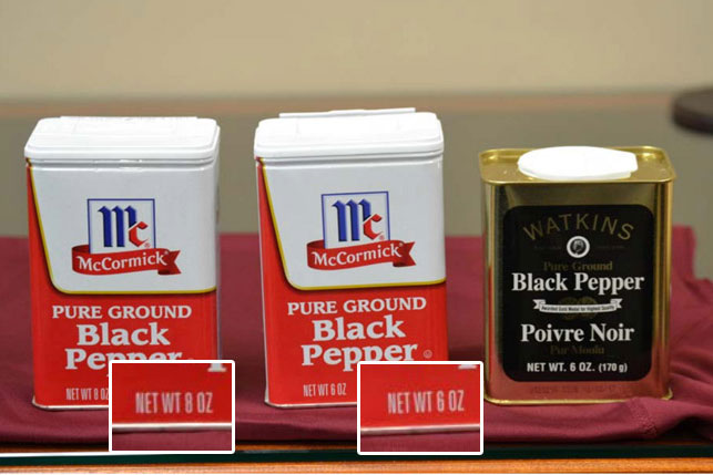 Watkins Lawsuit Over Pepper Tin Sizes Will Go Forward In Federal Court