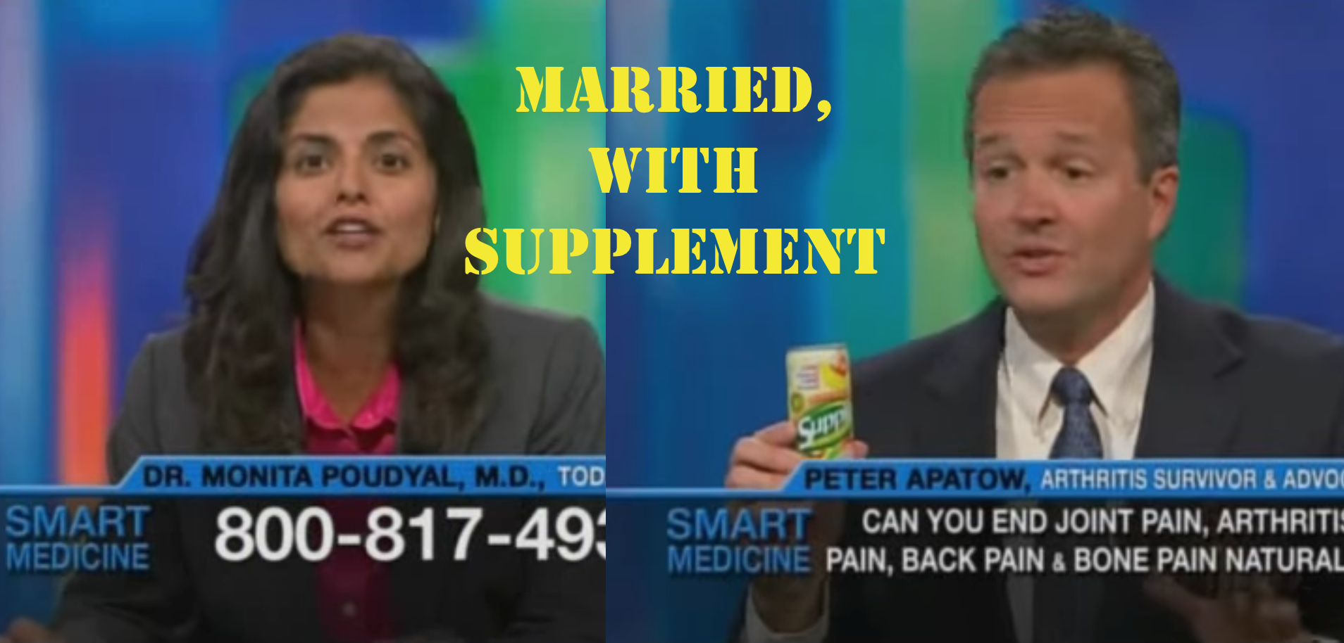 Doctor Who Endorsed Sketchy Joint Pain Supplement Failed To Mention She Was Married To Company's Owner