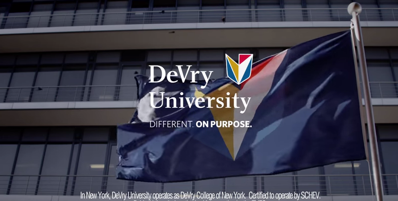 DeVry Will Pay $2.75M To Settle State's Allegations Of Misleading Advertising
