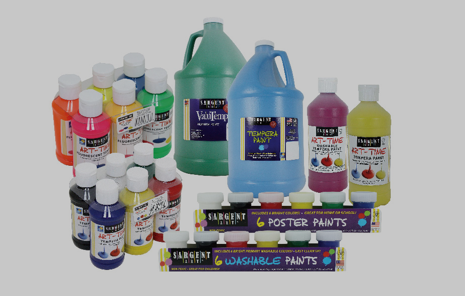 Millions Of Bottles Of Craft Paint Sold At Hobby Lobby, Walmart Recalled For Bacteria Contamination