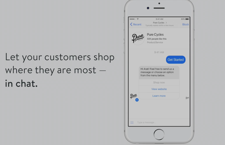 Facebook, Shopify Let Users Buy Stuff Straight From Messenger