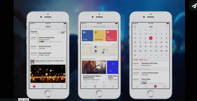 Facebook Launches Yet Another Standalone App, This Time For Events