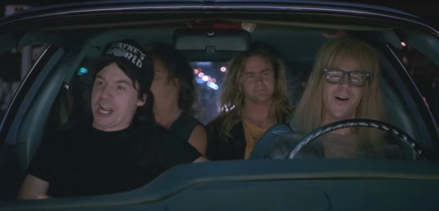 The 1976 AMC Pacer From Wayne's World Could Be Yours