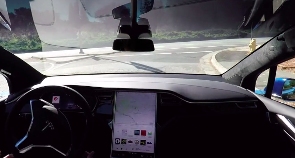 Tesla To Make New Cars Self-Driving, Won't Actually Turn The System On