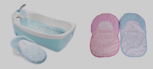 86K Infant Bathtubs Recalled Over Drowning Risk
