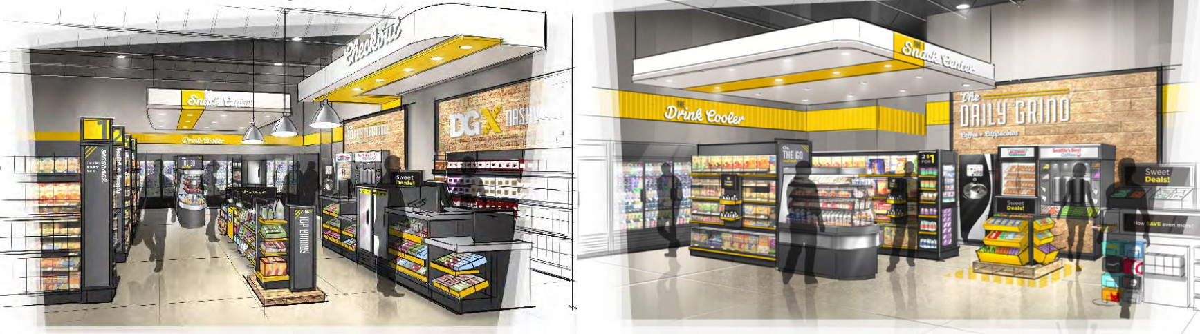 Dollar General Launching Convenience Stores Called 'DGX'