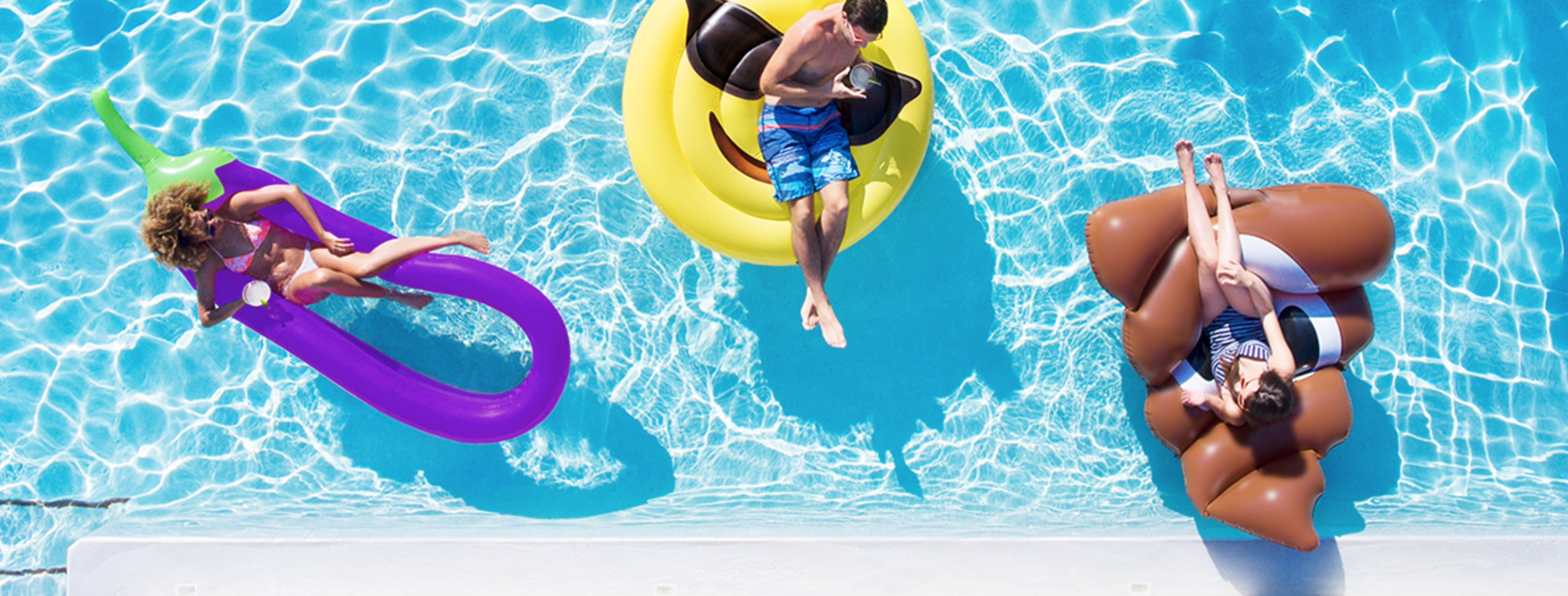 Buzzfeed Wants To Sell You Ohio-Scented Candles And Poo Emoji Pool Floats