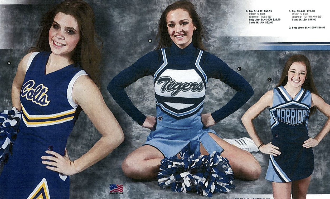 Supreme Court's Ruling In Cheerleader Uniform Case Could Lead To Higher Prices For Clothing, Furniture