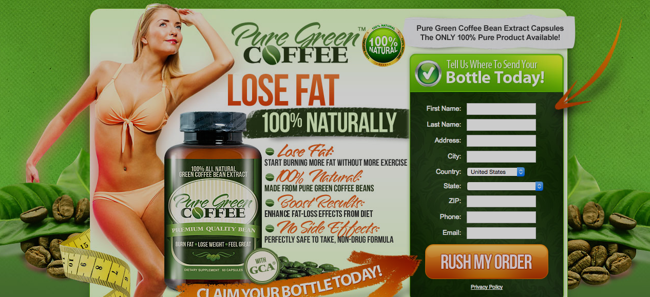 "Man Who Made Fake News Sites To Sell ""Pure Green Coffee"" Must Pay $30M To Customers"