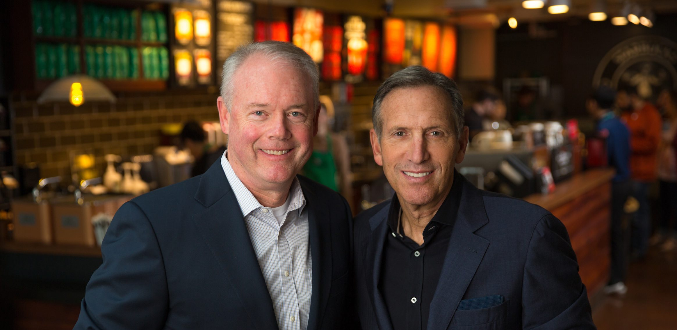 Starbucks CEO Howard Schultz Stepping Down To Focus On Upscale Coffee