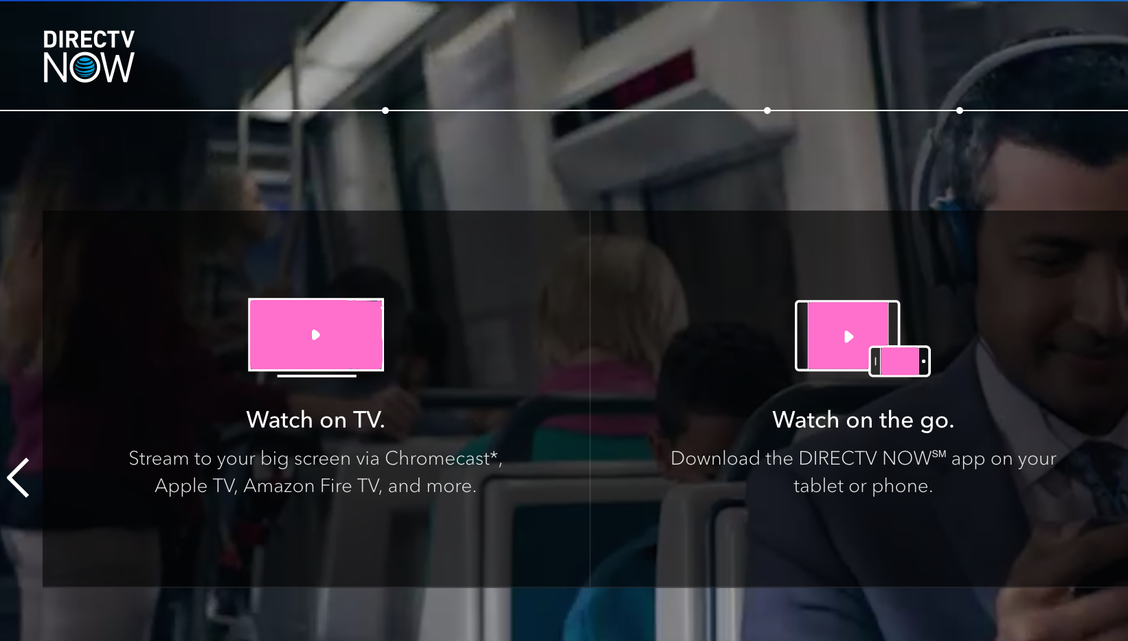 T-Mobile Tries To Get Under AT&T's Skin By Offering 12 Months Of DirecTV Now For Free