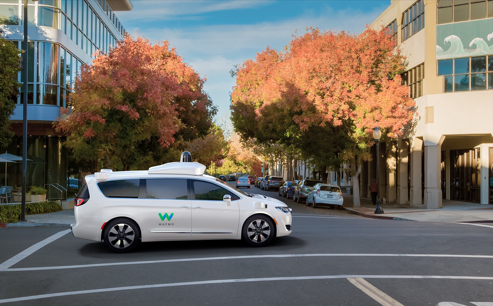 Google's Waymo Sues Uber For Stealing Trade Secrets About Self-Driving Cars